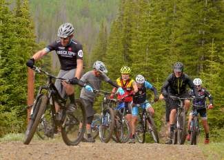 Breckenridge Bike Guide: Turk's Trail (video)