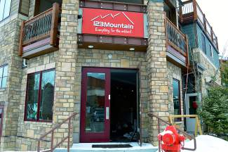 The Summit County Sheriff's Office evicted Frisco-based outdoor retailer 123Mountain after the Summit County District Court approved an entry of judgment and writ of restitution on March 29..