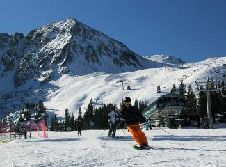 Arapahoe Basin Ski Area opened earlier this month with what was widely described as some of the best conditions in years.
