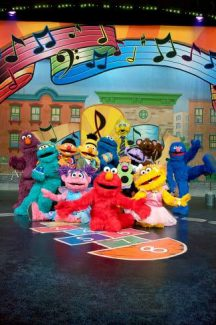 """Elmo, Abby Cadabby, Big Bird and all their """"Sesame Street friends"""" are taking to the stage to share their love of music in """"Sesame Street Live: Elmo Makes Music"""" at Bellco Theater, 700 14th St. in Denver, through Sunday, Nov. 24."""