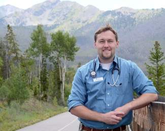 On Monday Dr. Durant Abernethy will join the High Country Healthcare team as a specialist in both internal medicine and pediatrics. In addition to his dual specialty, Abernethy has Type 1 Diabetes and plans to help patients improve their management of the disease by drawing from his own experiences.