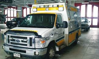 The Summit County Ambulance Service is concerned a new agreement with the Red, White & Blue Fire District in Breckenridge determining the order of first-response could lead to layoffs or fewer county ambulances in the future.