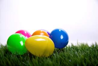 Ask Eartha Unwanted Surprise Nested In Plastic Easter Eggs