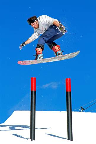 Greyson Clifford, shifty tap over the matchsticks. Keystone.