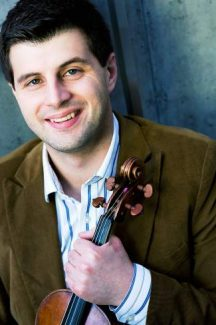 BMF concertmaster Nathan Olson is featured in German composer Max Bruch's 'Scottish Fantasy.' Olson holds the position of co-concertmaster with the Dallas Symphony Orchestra and is adjunct faculty at the University of North Texas.
