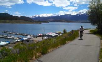 Summit County Bike Guide: Lake Dillon scenic rec path