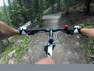 Breckenridge Bike Guide: V3 trail (video)