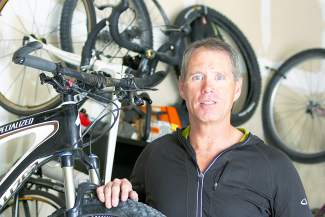 For over 20 years the Summit Fat Tire Society has been taking care of trails in Summit County and Mike Zobbe(pictured) has been there since the beginning. Why?