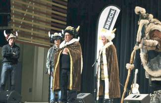 Cindy and Dave Love are awarded the king and queen of the 2013 Ullr Fest. Len and Mary Hoffius were named the 2014 Ullr king and queen for their dedicated service to the Breckenridge community and will be crowned at the Riverwalk Center on Sunday, Jan. 5. For more information, visit www.ullrfest.com.