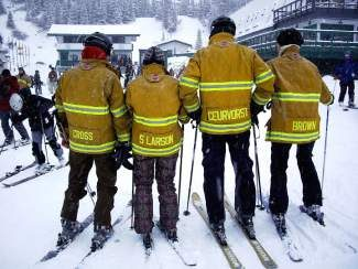 Arapahoe Basin Ski Area will host the eighth-annual Fireman's Fire Hose Relay on Friday, Feb. 28, to benefit the Burn Camps Program at The Children's Hospital of Colorado. Fire departments from across Colorado team up to participate in a unique slalom-style event. Teams of five firefighters race down a 15-gate slalom course while holding on to 50 feet of fire hose. And you can't miss them — all participants have to dress in their bunker jacket and fire helmet. The event takes place on lower High Noon trail from 10:30 a.m. to 3:30 p.m. The best views are from the south end of the A-frame from the Perch or A-frame deck. Visit www.arapahoebasin.com for more information.