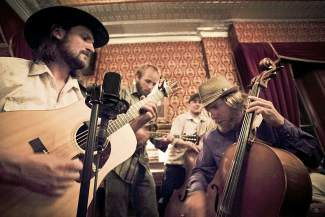 The Barkley Ballroom will welcome the Sweetwater String Band on Wednesday, April 9. Sweetwater String Band is a high energy, cello-driven bluegrass band. They deliver soulful lyrics embedded in original tunes. Formed in 2008 in the small mountain town of Mammoth Lakes, their music is inspired by the wild deserts and high mountains of eastern California. The free show starts at 9 p.m. Visit www.barkleyballroom.com for more information.