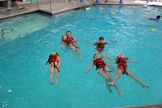 The Silverthorne Recreation Center is celebrating Water Safety Month throughout the entire month of May.  Check out a variety of activities that include river safety, boat day, buddy swim, reach and throw rescue skills and more. These activities are free after entry to the facility. For a complete listing of activities and events, check out www.silverthorne.org or call (970) 262-7392.