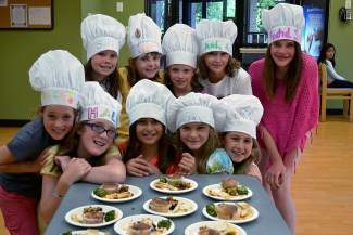 The town of Silverthorne's Kids in the Kitchen summer camp will take place July 7-10 and July 28-31 at the Silverthorne Recreation Center. Children ages 5 to 7 will learn how to prepare healthy, kid-friendly meals while learning kitchen safety, food prep, basic cooking skills and cleaning. Call the Silverthorne Recreation Center at (970) 262-7370 to register. Visit www.summitdaily.com and search 'Camp Summit County' for a complete listing of summer camp options in Summit County.
