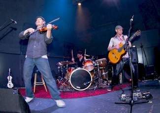 Meniskus will play reunion gigs at the Snake River Saloon in Keystone on Friday, June 20, and Saturday, June 21. The music of the Colorado trio is informed by the extensive classical training of Cris Ryt and Eric Ostberg, as well as the unique sound Bardusco brings from his experience as a self-taught guitarist growing up in Venezuela. The three players weave all their diverse flavors into a cohesive, powerful and unique sound. The influences of popular rock bands, as well as the rhythms of Latin grooves and European techno-house music have found new life in the music of Meniskus. Doors open at 4 p.m., and the music starts at 9:30. Call (970) 468-2788 for more information.