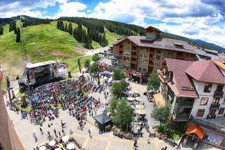 The world's best guitarists come together at Copper Mountain from Friday, Aug. 8, through Sunday, Aug. 10, for Guitar Town, a festival featuring free guitar workshops, free live music, an ArtGuitar silent auction and kids music activities. Visit www.coppercolorado.com for more information.
