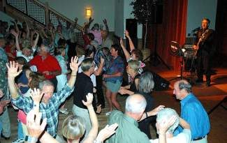 DooWop Denny's rockin' oldies show takes the stage at the Silverthorne Pavilion Ballroom on Friday. This annual party celebrates the end of the DooWop season before he heads back to Florida. Call the Silverthorne Recreation Center at (970) 262-7370 for tickets or more information.