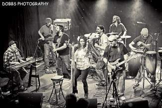 The People Brothers Band will play at the Snake River Saloon in Keystone today and Saturday. The band has solidified over the past five years into an eight-piece rhythm and soul powerhouse. Their eclectic blend of original grooves, conscious lyrics, soulful vocals and high-energy rhythms holds the crowd on the dance floor and keeps them begging for more. From funk to soul, rock to reggae, folk to R&B, they're guaranteed keep the audience on their feet. Doors open at 4 p.m., and the music starts at 9:30 for both shows. Call (970) 468-2788 for more information.