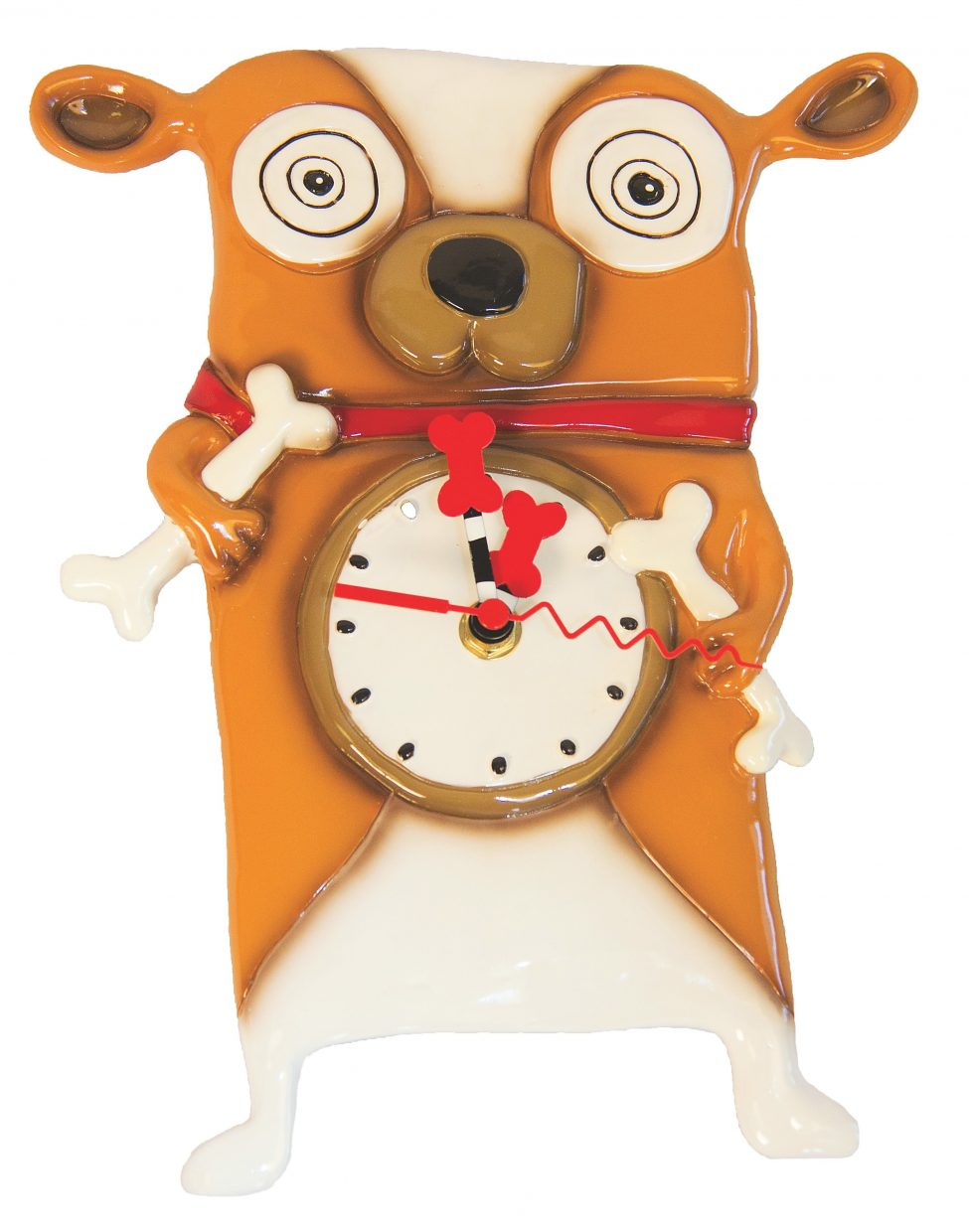 Featured: Roofus Clock $58