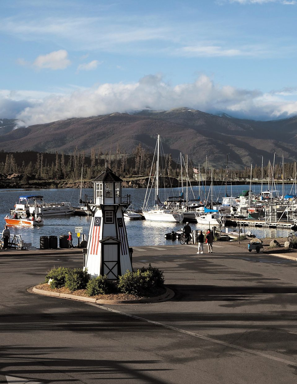Frisco Marina , Frisco, Colorado