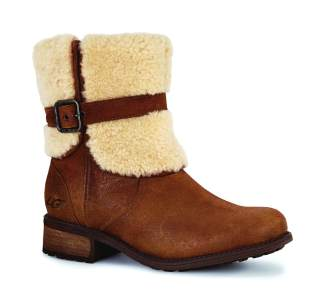 FEATURED: Blayre II Cuffed Bootie $200