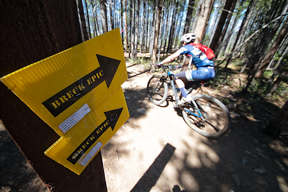Scenes from Stage 1 of the 2016 Breck Epic on the Pennsylvania Gulch loop.