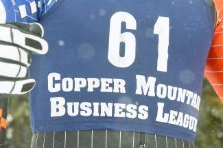 The Copper Business League race series giant slalom on Feb. 18 drew about 60 racers to Copper Mountain for a morning of racing, first in the snow, then in the wind and eventually the sun.