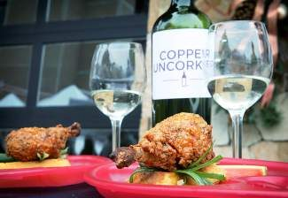 Copper Uncorked, Copper Mountain Resort's annual wine fest, returns next month.