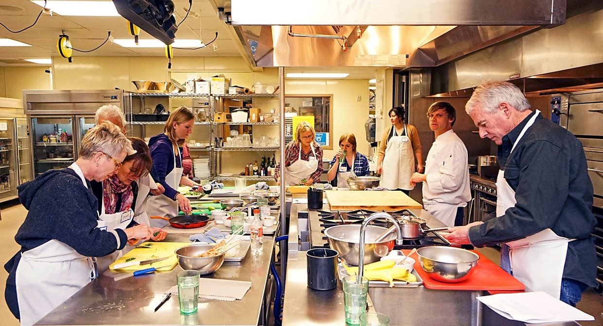 Diy Cooking Classes Summitdaily Com