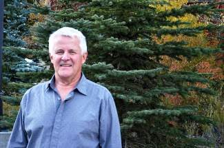 Howard Hallman, director of the Forest Health Task Force, is working with local stakeholders to increase the organizations relevance with forest management activities in the High Country.
