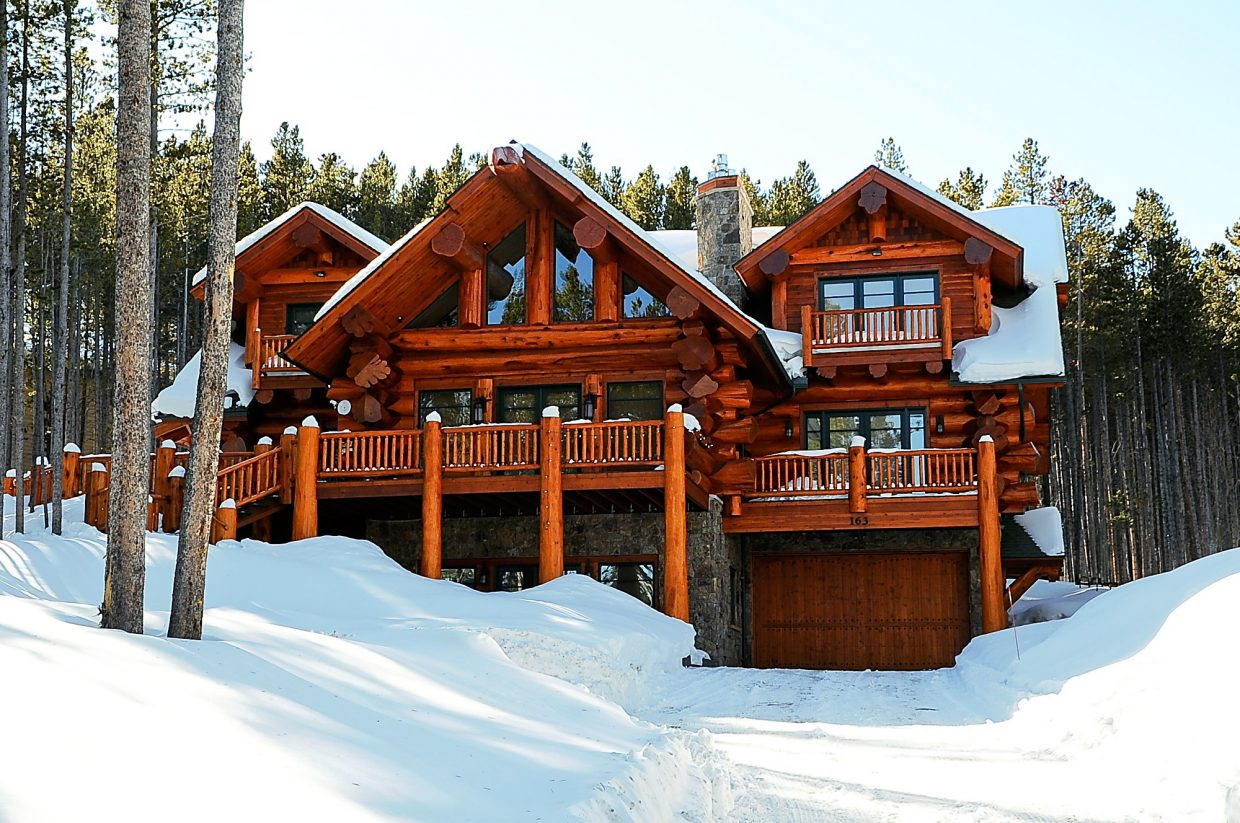 Log Cabin Allure From Cabin To Mansion