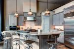 """There's a new trend in home design that's captivated the West. Referred to as """"Modern Mountain"""" the trend has been rapidly gaining popularity in Summit County."""