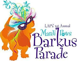 This will be the first year for the Mardi Paws Barkus Parade, put on by LAPS and sponsored by the Town of Frisco and the Lost Cajun restaurant.