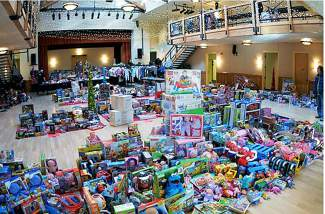 Adopt an Angel program celebrates 20 years of giving toys to ...