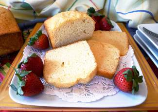 Baking A Pound Cake At High Altitude
