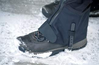 The Armadillo LT gaiter from Hillsound.