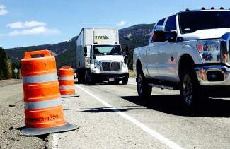 "On Monday, May 19, many local residents found themselves stopped for about 10 minutes on Colorado Highway 9 between Tiger Road and The Church at Agape Outpost, as asphalt trucks moved into the construction zone between Frisco and Breckenridge. On Tuesday, Summit County assistant manager Thad Noll called the holdup an ""anomaly,"" but said motorists should anticipate periodic traffic delays through the end of the summer."