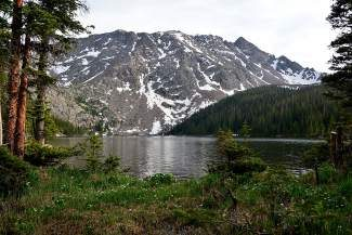 Colorado Hiking Trips: A Classic Summit County Trail to Upper Cataract Lake