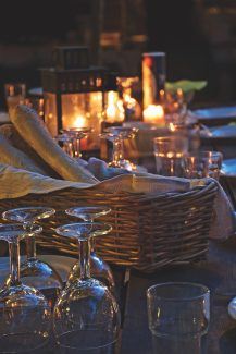 Tips for hosting an upscale home party