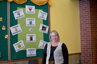 Nanci Morse, coordinator of the International Baccalaureate diploma and middle years programs in Summit School District, said even with the new Common Core State Standards, the IB program will continue to prepare students for a global marketplace.