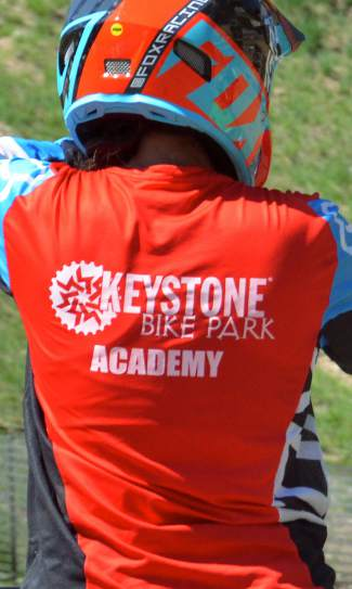The newly designed Keystone Bike Academy pairs students with instructors certified through the International Mountain Biking Association. Known as IMBA, the organization has designed curriculum for mountain bikers of all ages and abilities.