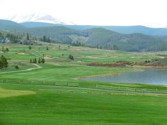 Keystone's Ranch course opened for the season Friday, joining Keystone's River Course, the Raven Golf Club in Silverthorne and the Breckenridge Golf Club.