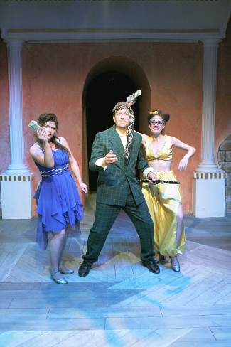 Lake Dillon Theatre cabaret series continues with 'Be the Hero!'