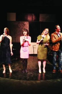 Get an inexpensive dose of cabaret entertainment at the Lake Dillon Theatre Company on select Friday nights in August.