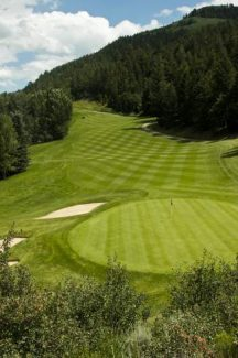 Longer & Straighter: High Country golf brings more than just great views