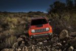 The 2016 Jeep Renegade Trailhawk struggles with acceleration and power overall, but can still be a good off-road option.