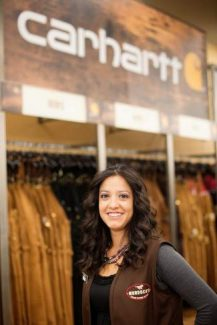 Rosana Romero, Murdoch's clothing manager in Parker, Colo., specializes in merchandising Carhartt apparel and a wide variety of western fashion brands. The Silverthorne store will take after the other nine Colorado locations, offering traditional ranching brands alongside popular outdoor lifestyle products.