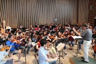 Photo: National Repertory Orchestra