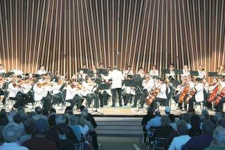 Musicians return to Breckenridge for the 55th season of the National Repertory Orchestra, which begins Saturday, June 14.