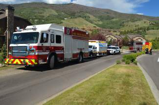 An emergency call arrived to 911 Dispatch at about 5 p.m. Sunday, July 17, of a reported drowning at North Pond Park in Silverthorne. By 9:30 p.m., responders were awaiting the arrival of a Summit County Search & Rescue boat with sonar technology to help find the victim in the dark waters.