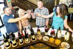 Grande River Vineyard's award-winning wines enjoyed by visitors to Palisade's wine country.